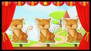 3 petits chats (comptine)