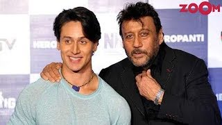 Jackie Shroff does NOT want Tiger Shroff to get distracted with Hollywood projects