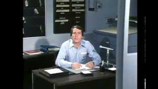 1980 Chevrolet Service Department Dispatcher Training Video