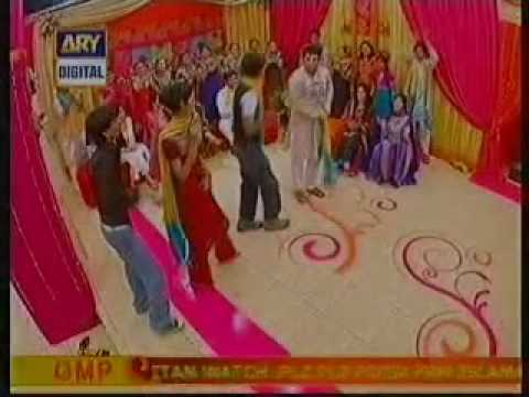 Good Morning Pakistan Wedding Week Special 2 First Day Dholki p4.mp4