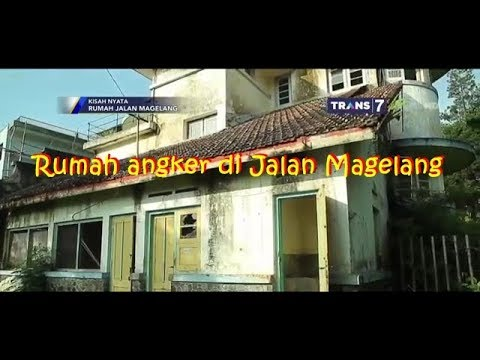 Rumah Angker di Jalan Magelang - Kisah Nyata