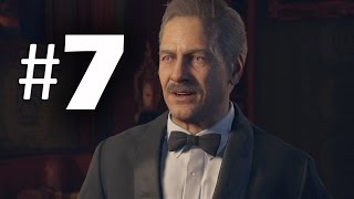 Uncharted 4 A Thief's End Part 7 - Chapter 6 - Gameplay Walkthrough PS4