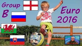 Learn Countries & Flags of Europe | Group B | Kids Educational Videos