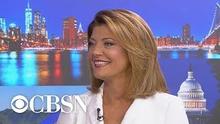 """Norah O'Donnell starts anchoring """"CBS Evening News"""" July 15"""