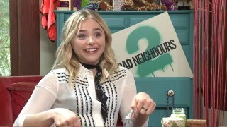 Chloe Grace Moretz on new movie, Bad Neighbours 2