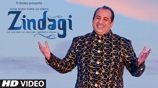 Zindagi Video Song   Rahat Fateh Ali Khan    Hanine El Alam   Salman Ahmed   Josan Bros   T-Series