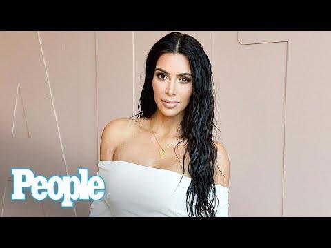 Kim Kardashian West's Skincare Routine We Tried It People
