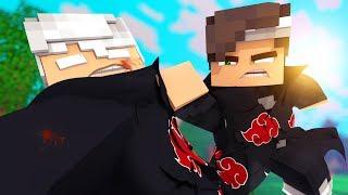 Minecraft: NARUTO 💪 - DESBUGUEI O DANO !!! ‹ Ine ›
