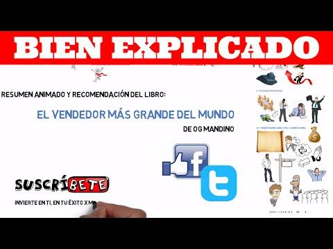 EL VENDEDOR MAS GRANDE DEL MUNDO DE OG MANDINO RESUMEN ANIMADO