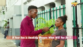 If You Find Your Son Smoking Oxygen, What Would You Do? | KraksTV