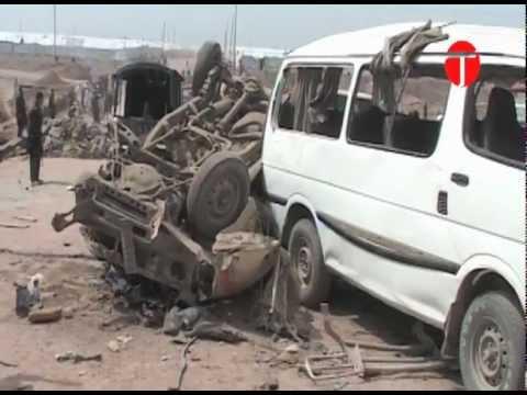Jalozai Blast:Terror strikes KPK again