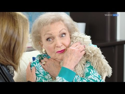 Xxx Mp4 Exclusive Betty White On Her 95th Birthday 3gp Sex