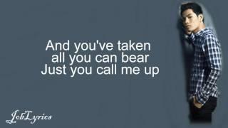 True Colors (Lyrics) - Bugoy Drilon Cover