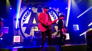 Asking Alexandria - Moving On Live @ Antwerp, Belgium 28/02/2017