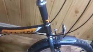 Велосипед Складной Stern Travel 20 Multi (15Trv20M)