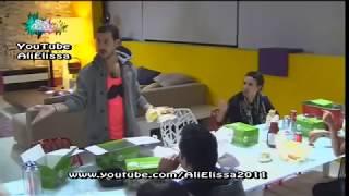 خلاف بين عيسى و زينب بسسب خلافها مع رنا 11 10 2013