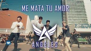 Angeles - Me Mata Tu Amor (ft. Yomil & El Dany) | Video Oficial