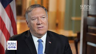 EXCLUSIVE Secretary of State Pompeo Takes on the Squad: 'They Blame America... That's Deeply Troubli