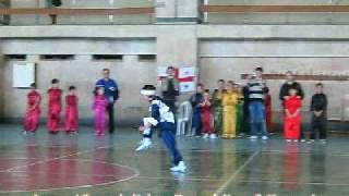 Wu-Shu Championship In Georgia