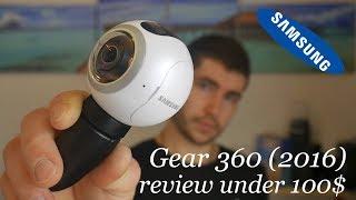 Samsung Gear 360 - TOP camera sotto 100€ (recensione)