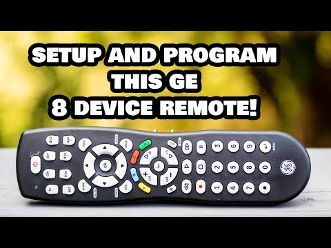 Xxx Mp4 Setup And Program This 8 Device GE Remote To Any Device 3gp Sex