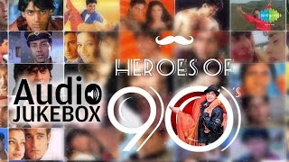 Best of Hero's of 90's | Tujhe Dekha To | HD Songs Jukebox