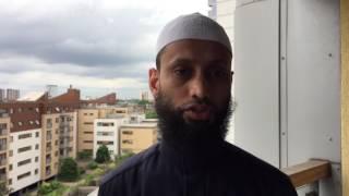 রামাদান শির্ষক আলোচনা - আবু আবদুল্লাহ মুহাম্মাদ আফজাল হোসাইন