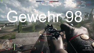 [Battelfield 1] The Gewehr 98 Is Amazing