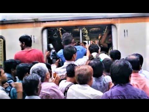 Xxx Mp4 Mumbai Local Train During Peak Rush Hours Compilation India HD VIDEO 3gp Sex