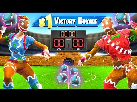 NEW PORT A FORT DODGEBALL Custom Gamemode In Fortnite Battle Royale