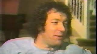 1983 Brian Johnson At Home Tyne Tees TV