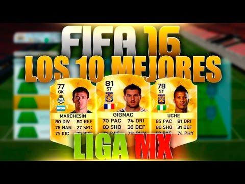 Xxx Mp4 FIFA 16 LOS 10 MEJORES JUGADORES LIGA MX EN FIFA ULTIMATE TEAM 3gp Sex