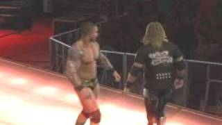 Rated Rko Entrance (SmackDown Vs RAW 2010) (X B ox 360)