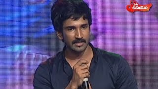 Aadi Pinisetty entertains fans at Sarinodu Success Meet - CineUdayam