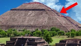 The World's Biggest Pyramid Is NOT In Egypt!