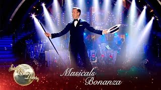 Group Dance: Musicals Bonanza - Strictly Come Dancing 2016: Week 11