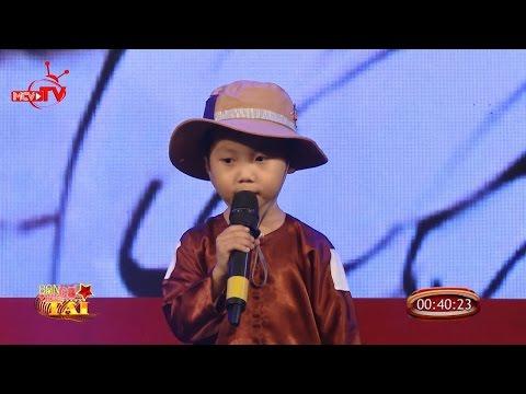 Cậu bé 4 tuổi hát Gặp Mẹ Trong Mơ đốn tim khán giả.