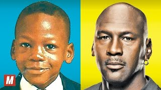 Michael Jordan Tribute | From 6 to 53 Years Old