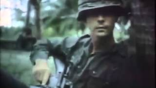 CCR Run Through the Jungle - Vietnam footage