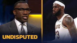 Shannon Sharpe and Skip Bayless react to the Lakers preseason blowout of Warriors   NBA   UNDISPUTED
