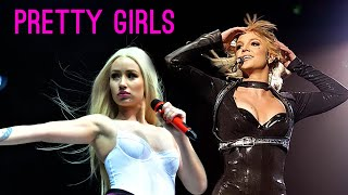 Britney Spears ft. Iggy Azalea 'Pretty Girls' Billboard Music Awards Performance! (PREVIEW)
