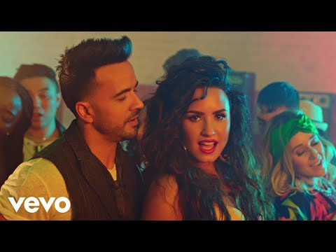 Download Luis Fonsi, Demi Lovato - Échame La Culpa On VIMUVI.ME