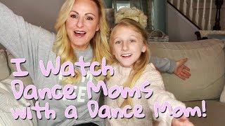 I Watch Dance Moms With My Dance Mom   Clara's World