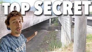 TOP SECRET SKATE SPOT