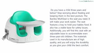 Best Bumbo Floor Seats for Babies - Top Highlights and Reviews