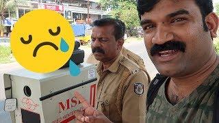 👮പറ്റി പോയി  😢😢| Kerala Highway Police