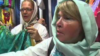 WELTjournal +  Reiseabenteuer Touristen im Iran WELTjournal