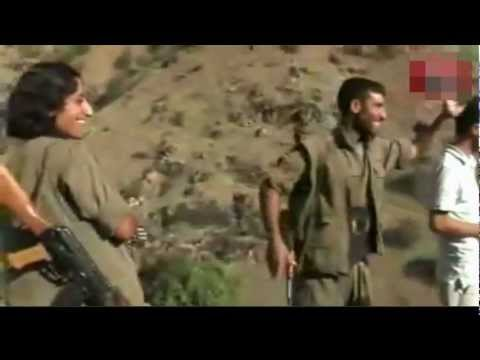 BDP nin Gercek yüzü-Pkk`li teröristlere  sarmas dolaslar