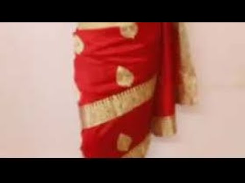 Mumtaj Style Hottest Saree Draping Method(Easy Sari Wearing Tutorial