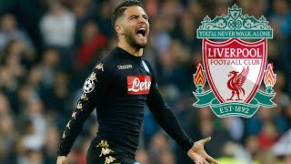 LORENZO INSIGNE ● WELCOME TO LIVERPOOL ● Best Skills & Goals 2017 HD